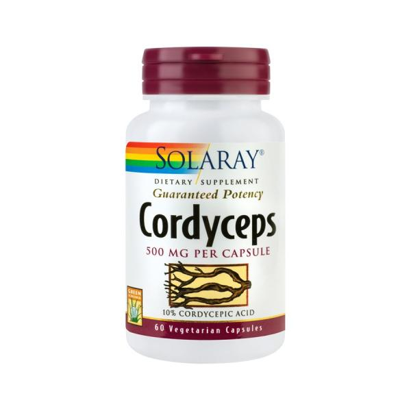 Cordyceps SE  x60 cps Secom 0