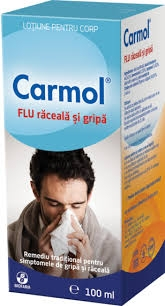 Carmol Flu 100 ml -  Biofarm 0