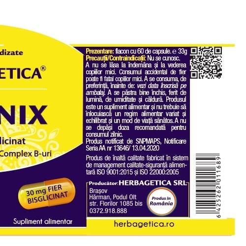 Feronix 120 cps Herbagetica 2