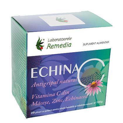 Echina-C 20 plicuri Remedia 0