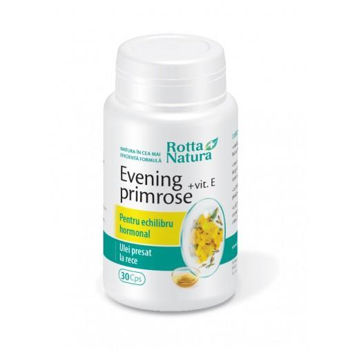 Evening Primrose + Vitamina E 30 cps Rotta Natura 0