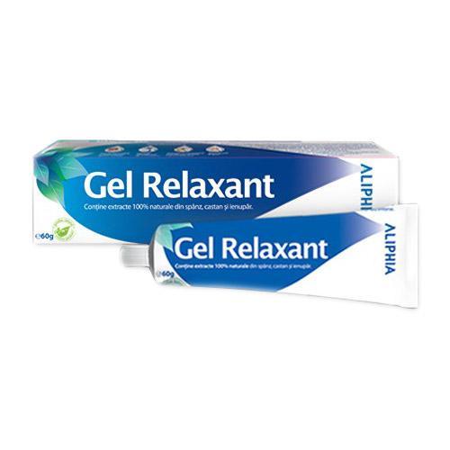 Gel Relaxant cu Spanz 70 g Exhelios [0]