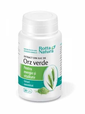 Extract Suc Orz Verde 30 cps Rotta Natura 0