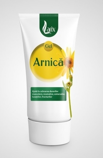 Gel Arnica 150ml Larix 0