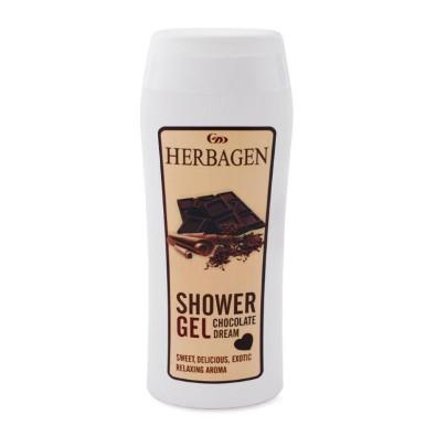 Gel De Dus Aroma de Ciocolata 250 ml Herbagen 0