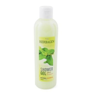 Gel De Dus Aroma Frunze de Menta 250 ml Herbagen 0