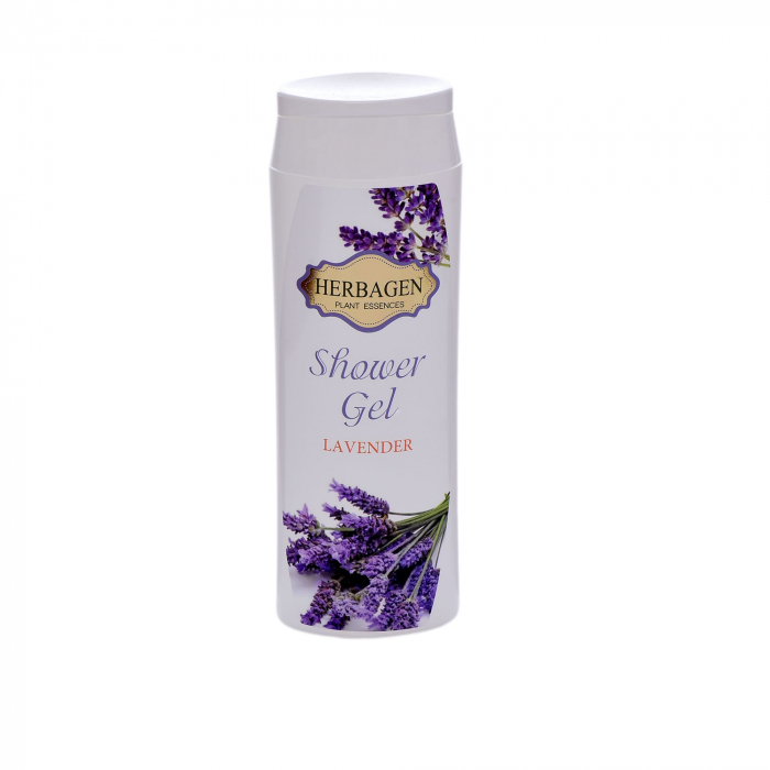 Gel Dus Lavanda 250 ml Herbagen 0