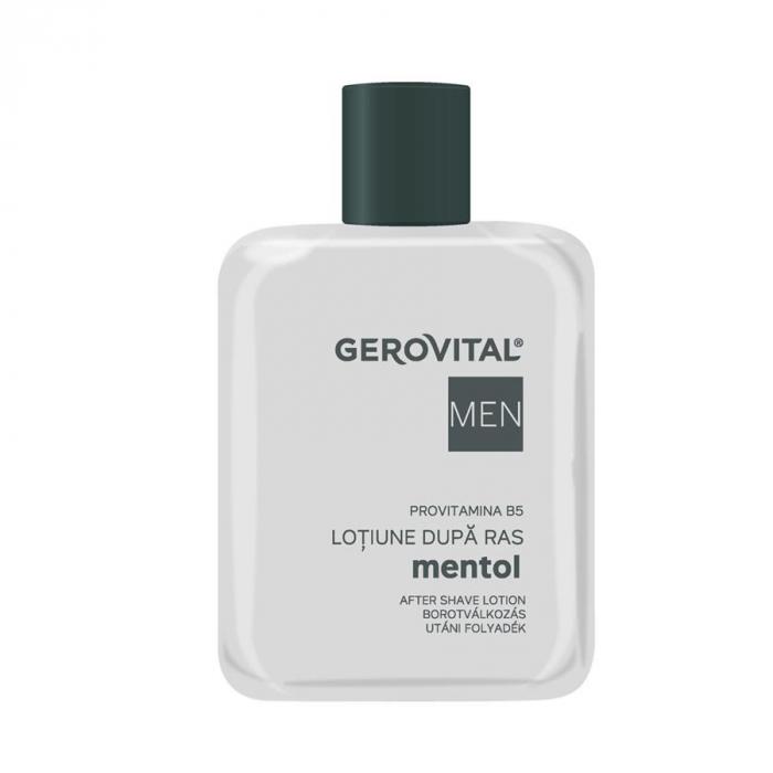Gerovital H3 Men Lotiune dupa Ras 100 ml Farmec [0]