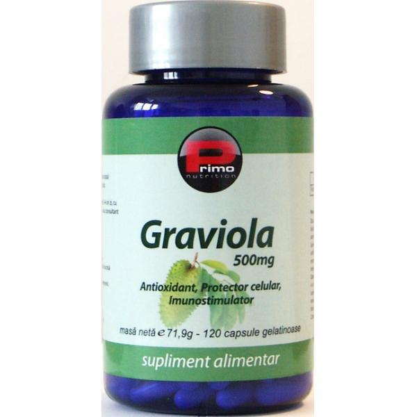Graviola 120 cps Primo Nutrition [0]