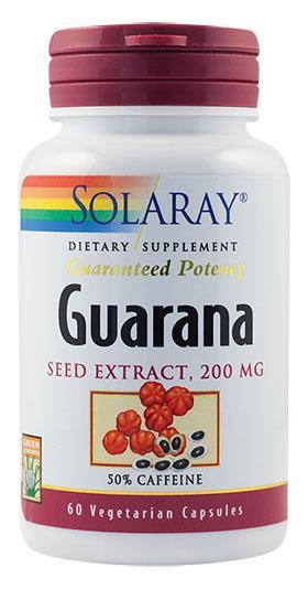 Guarana x60 cps Secom 0