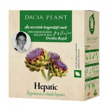 Hepatic Ceai 50 g Dacia Plant 0