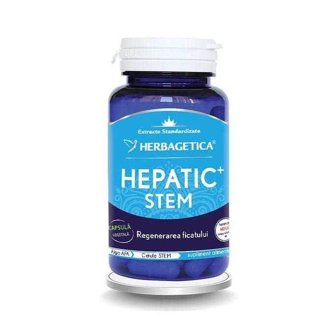 Hepatic Stem 60 cps Herbagetica [0]