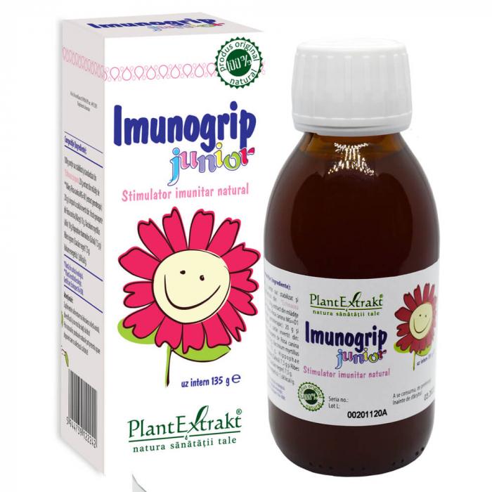 IMUNOGRIP junior 100 ml Plant Extrakt 0