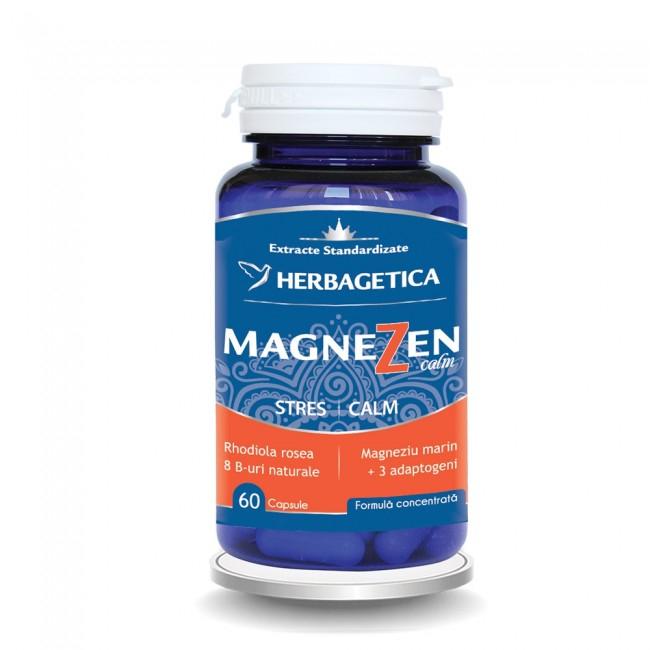 MagneZen 60 cps Herbagetica 0