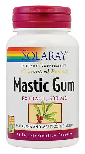 Mastic Gum 500 mg 45 cps Secom 0