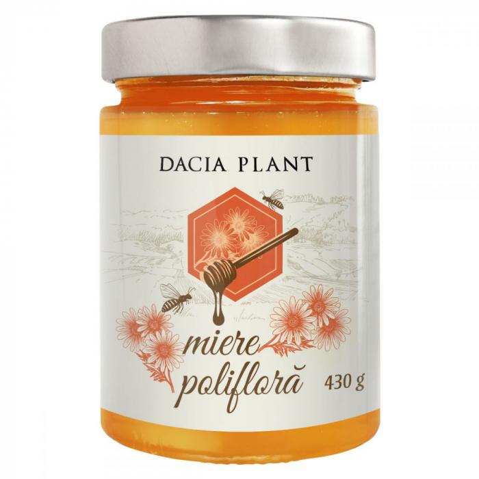 Miere Poliflora 430 g Dacia Plant 0