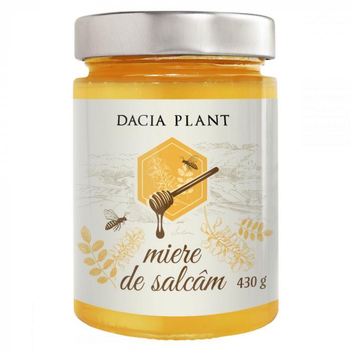 Miere de Salcam 430 g Dacia Plant 0