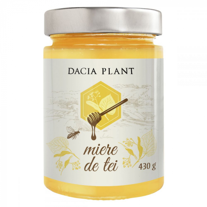 Miere de Tei 430 g Dacia Plant 0