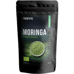 Moringa Pulbere Ecologica 125 g Niavis [1]