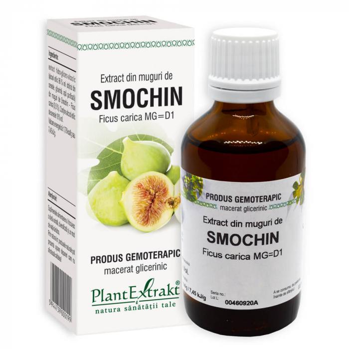 Extract din muguri de SMOCHIN ( Ficus carica MG = D1 ) 50ml Plant Extrakt 0