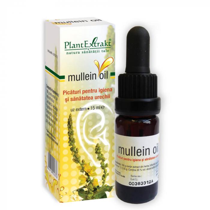 MULLEIN OIL 15 MLPlant Extrakt 0