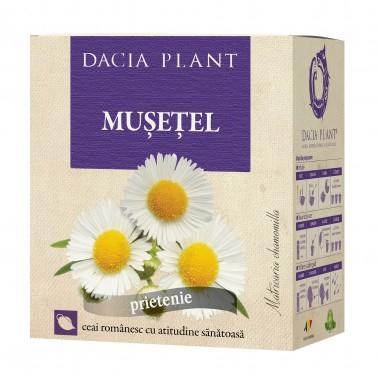 Musetel Ceai  x 50g Dacia Plant 0