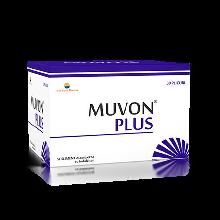 Muvon Plus 30 plicuri Sun Wave [0]