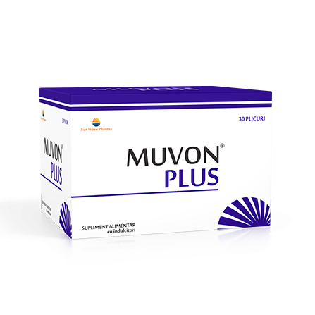 Muvon Plus 30 plicuri Sun Wave 1