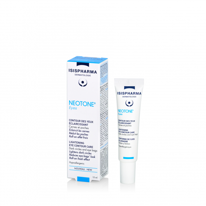 Gel-crema anticearcan 15 ml Neotone eyes ISIS PHARMA 0