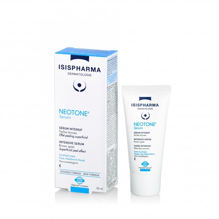 Ser intens depigmentant 30 ml Neotone Serum ISIS PHARMA 0