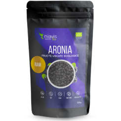 Aronia Fructe Uscate Row Ecologice x125g Niavis [0]