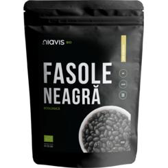 Fasole Neagra Ecologica/Bio x500g Niavis 0