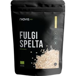Fulgi Spelta Ecologici/BIO x400g Niavis [0]