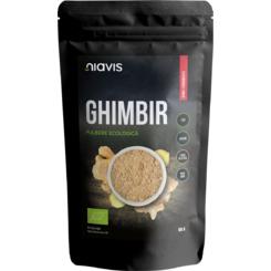 Ghimbir Pulbere Ecologica/Bio x60g Niavis 0