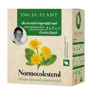 Normocolesterol Ceai 50 g Dacia Plant 0