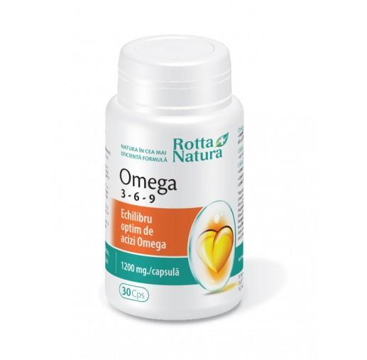 Omega 3-6-9 30 cps Rotta Natura [0]