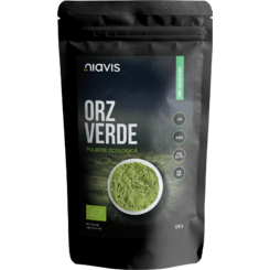 Orz Verde Pulbere Ecologica 125 g Niavis 0