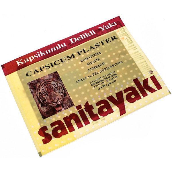 Plasturi antireumatic 12 cm/ 17 cm Sanitayaki [0]