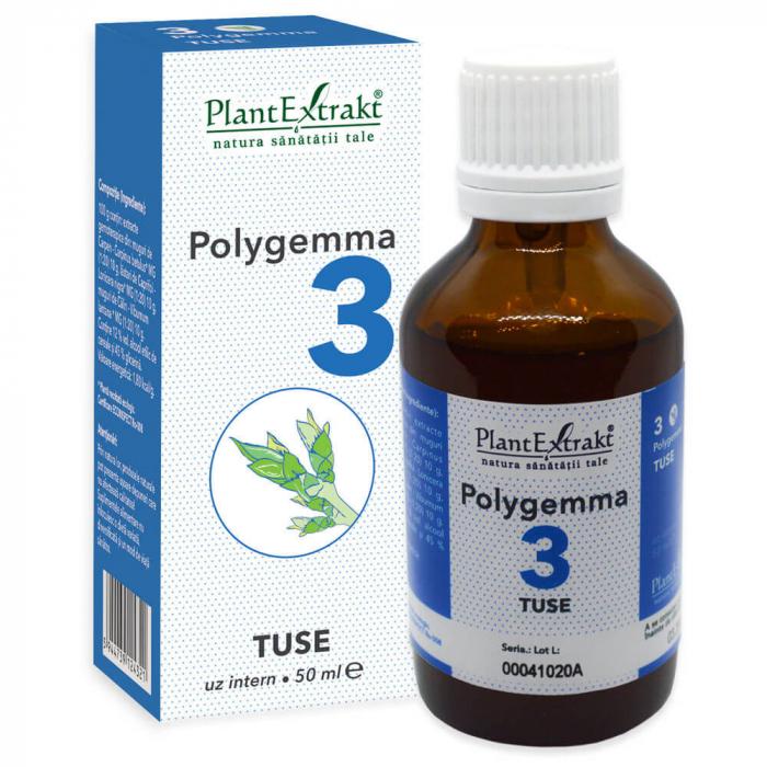 Polygemma nr. 3 ( Tuse ) 50 ml Plant Extrakt 0