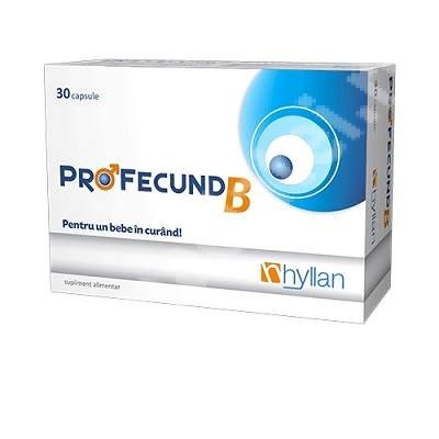 Hyllan Profecund B x 30 cpr - Hyllan Pharma 0