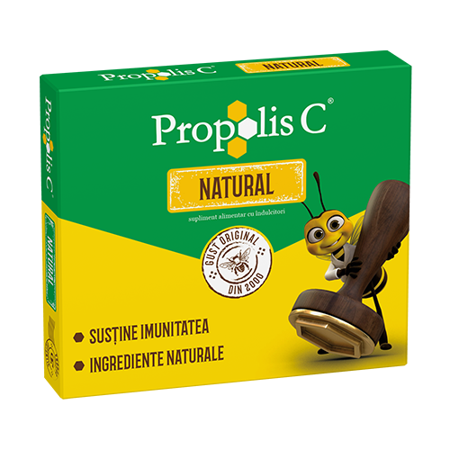 Propolis C x 20 cpr Fiterman 0
