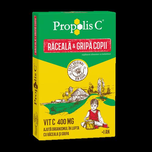 Propolis C Răceală și Gripă Copii x 8 plicuri 0