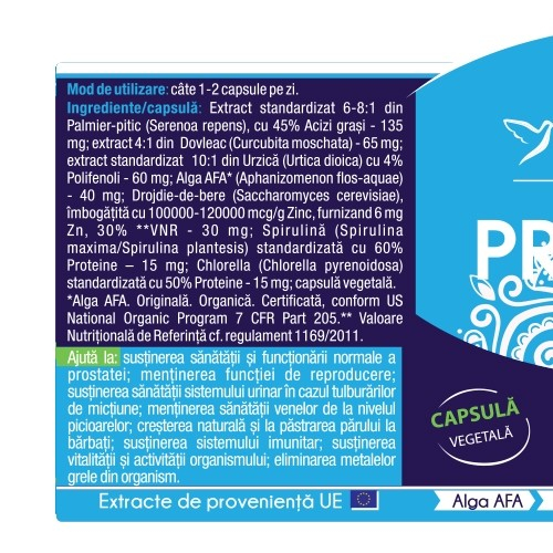 Prostato Stem 120 cps Herbagetica 1