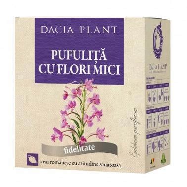 Pufulita Cu Flori Mici Ceai  x50g Dacia Plannt 0