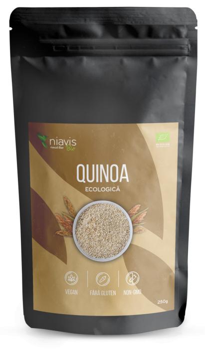 Quinoa Ecologica BIO 250 g Niavis 0