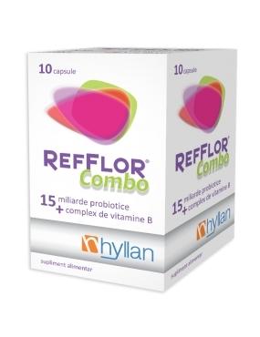 Hyllan Refflor Combo x 10 cps - Hyllan Pharma [0]