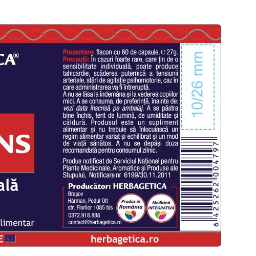 Reglatens 60 cps Herbagetica [2]