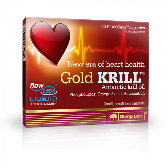 Gold Krill x 30 cps DarmaPlant 0