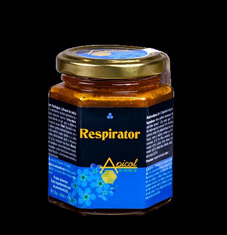 Respirator 250 g - ApicolScience - DVR PHARM [0]