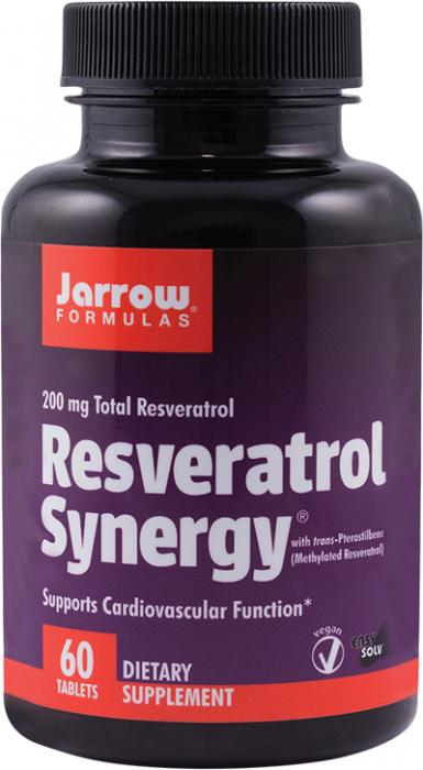 Resveratrol Synergy 200 mg x 60 tb Secom 0